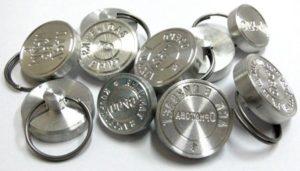 Изготовление печатей из металла